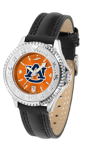 Auburn Tigers Ladies Competitor AnoChrome Watch | SunTime | ST-CO3-AUT-COMPL-A
