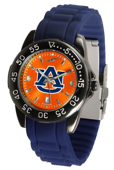 Auburn Tigers Men's Fantom Sport AC AnoChrome Watch | SunTime | ST-CO3-AUT-FANTOM-AC