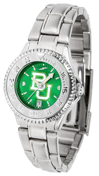 Baylor Bears Ladies Competitor Steel AnoChrome Watch | SunTime | st-co3-bab-complm-a