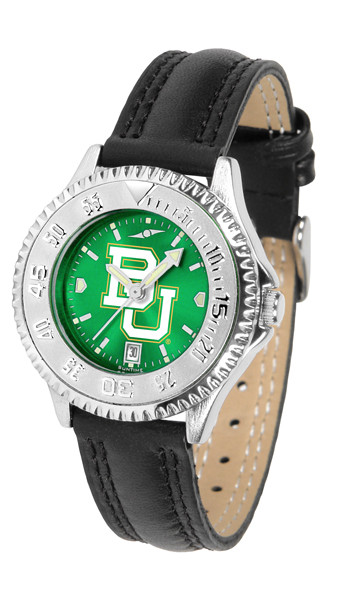 Baylor Bears Ladies Competitor AnoChrome Watch | SunTime | ST-CO3-BAB-COMPL-A