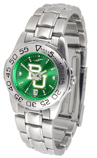 Baylor Bears Ladies Sport Steel AnoChrome Watch | SunTime | ST-CO3-BAB-SPORTLM-A