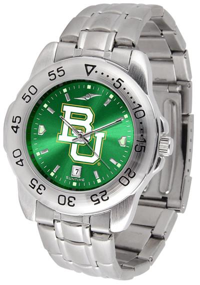 Baylor Bears Sport Steel AnoChrome Watch | SunTime | ST-CO3-BAB-SPORTM-A