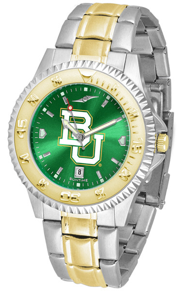 Baylor Bears Men's Competitor Two-Tone AnoChrome Watch | SunTime | st-co3-bab-compmg-a