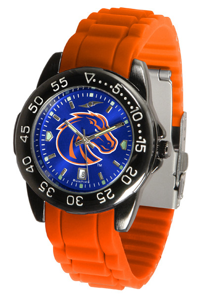 Boise State Broncos Men's Fantom Sport AC AnoChrome Watch | SunTime | SUNST-CO3-BSB-FANTOM-AC