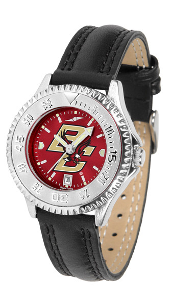 Boston College Eagles Ladies Competitor AnoChrome Watch | SunTime | ST-CO3-BCE-COMPL-A