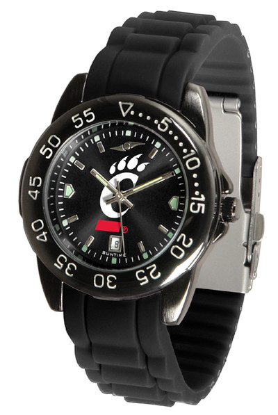 Cincinnati Bearcats Men's Fantom Sport AC AnoChrome Watch | SunTime | ST-CO3-CIB-FANTOM-AC