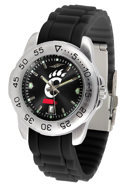 Cincinnati Bearcats Men's Sport AC AnoChrome Watch | SunTime | ST-CO3-CIB-SPORT-AC