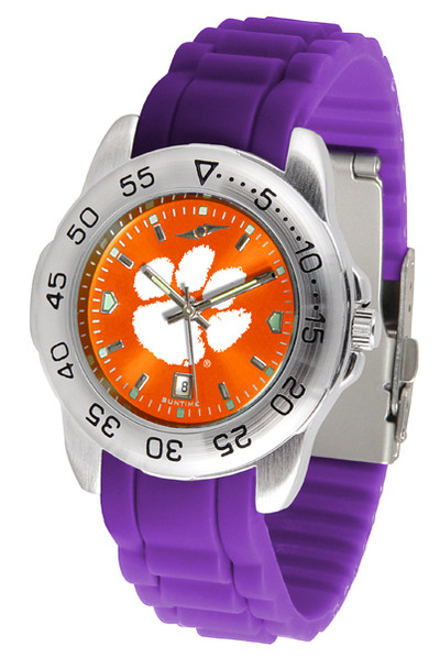 Clemson Tigers Men's Sport AC AnoChrome Watch | SunTime | ST-CO3-CLT-SPORT-AC