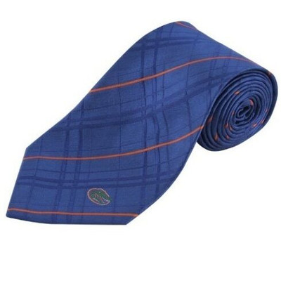 Florida Gators Oxford Woven Silk Tie | Eagles Wings | 4801