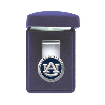 Auburn Tigers Money Clip | Heritage Pewter