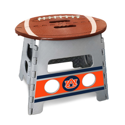Auburn Tigers Folding Step Stool | Fanmats | 24586