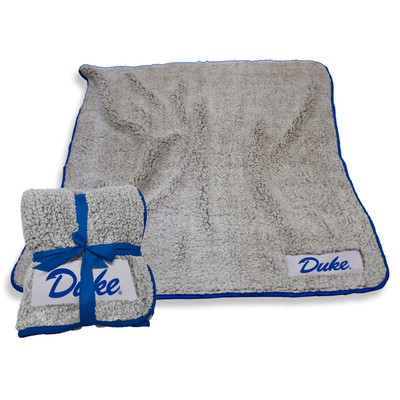 Duke Blue Devils Frosty Fleece Blankett | Logo Chair | 130-25F-1