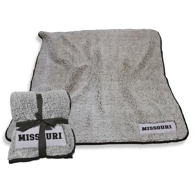 Missouri Tigers Frosty Fleece Blanket | Logo Chair | 178-25F-1