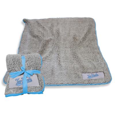 UNC Tarheels Frosty Fleece Blanket| Logo Chair | 185-25F-1
