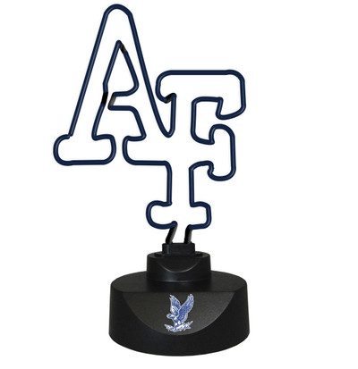 Air Force Academy Neon Desk Lamp | Memory Company | MEM-AIR-1808