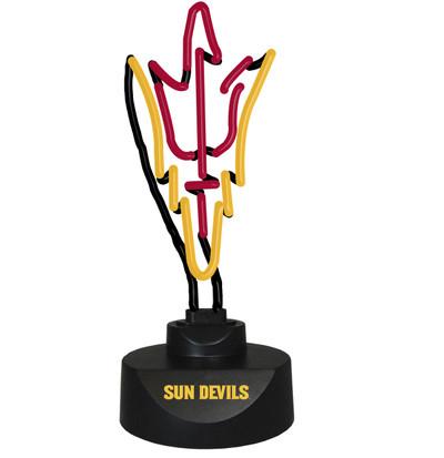 Arizona State Sun Devils Neon Desk Lamp | Memory Company | MEM-AZS-1808