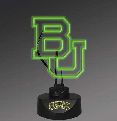 Baylor Bears Neon Desk Lamp | Memory Company | MEM-BAY-1808