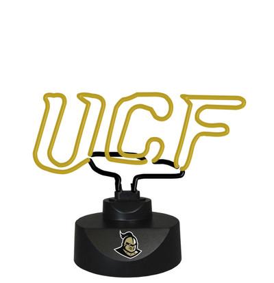 UCF Knights Neon Desk Lamp | Memory Company | MEM-CNF-1808