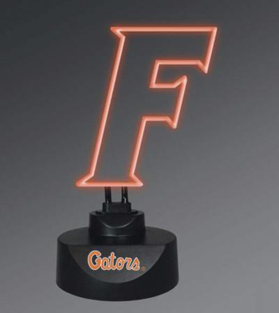 Florida Gators Neon Desk Lamp | Memory Company | MEM-FL-1808