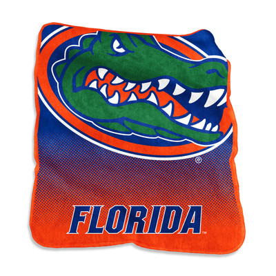 Florida Gators Raschel Throw Blanket | Logo Chair | 135-26A
