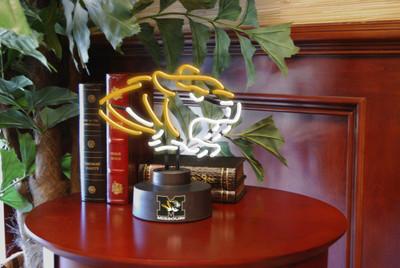Missouri Tigers Neon Desk Lamp | Memory Company | MEM-MIZ-1808