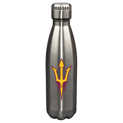 Arizona State Sun Devils 17oz Stainless Steel Water Bottle | Memory Company | MEM-AZS-710101