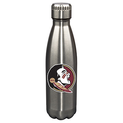 FSU Seminoles 17oz Stainless Steel Water Bottle | Memory Company | MEM-FSU-710101