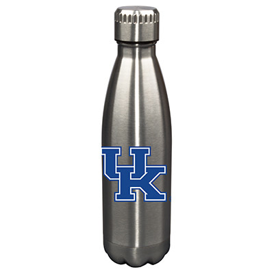 Kentucky Wildcats 17oz Stainless Steel Water Bottle | Memory Company | MEM-KY-710101