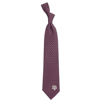 Texas A&M Aggies Diamante Print Tie | Eagles Wings | 5458