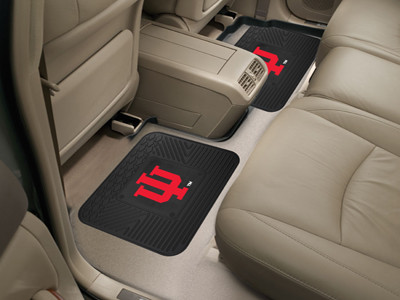 Indiana Hoosiers Utility Car Mats Set of Two | Fanmats | 12260