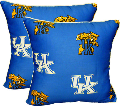 "Kentucky Wildcats 16"" x 16"" Decorative Pillow Pair 