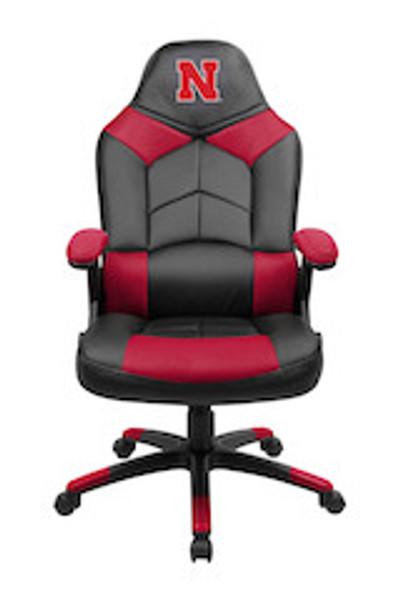 Nebraska Huskers Oversize Gaming Chair | Imperial | 334-3010