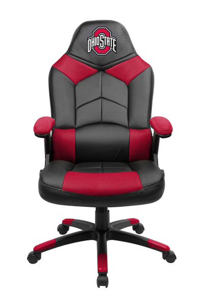 Ohio State Buckeyes Oversize Gaming Chair   Imperial   334-3015