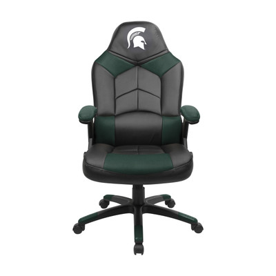 Michigan State Spartans Oversize Gaming Chair | Imperial | 334-3016