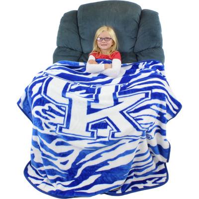 Kentucky Wildcats Throw Blanket