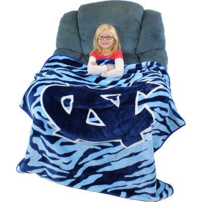 UNC Tar Heels Throw Blanket