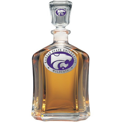 Kansas State Wildcats Capitol Decanter | Heritage Pewter | CPT10242EP