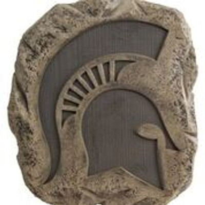 Michigan State Spartans Logo Stepping Stone | Stonecasters | STC27840
