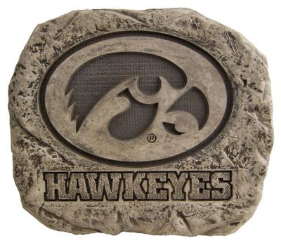 Iowa Hawkeyes Logo Stepping Stone | Stonecasters | STC29810