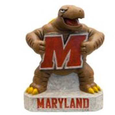 Maryland Terrapins Mascot Garden Statue | Stonecasters | 2961HT