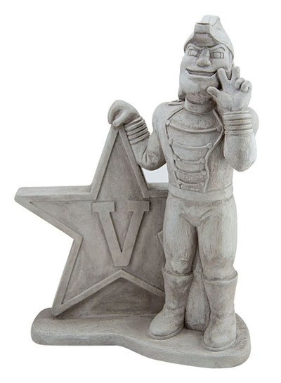 Vanderbilt Commodores Vintage Mascot Garden Statue | Stonecasters | 2968TR