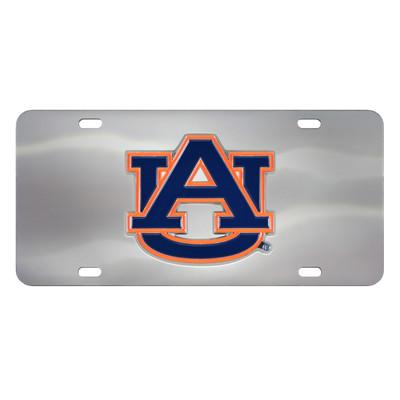 Auburn Tigers Diecast License Plate | Fanmats | 24530