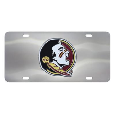 FSU Seminoles Diecast License Plate | Fanmats | 24523