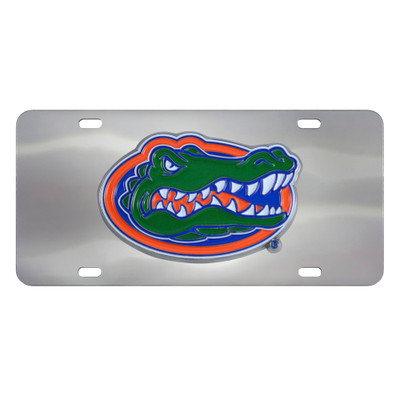 Florida Gators Diecast License Plate | Fanmats | 24520
