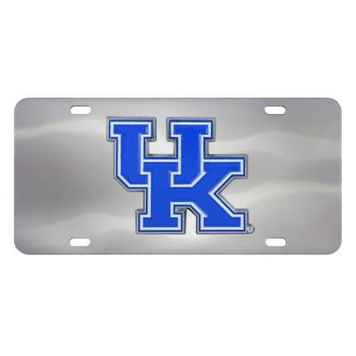 Kentucky Wildcats Diecast License Plate | Fanmats | 24521