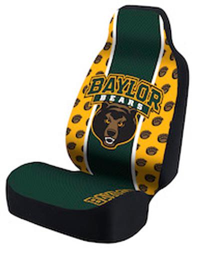 Baylor Bears Universal Car Seat Cover | Coverking| USCSELA160