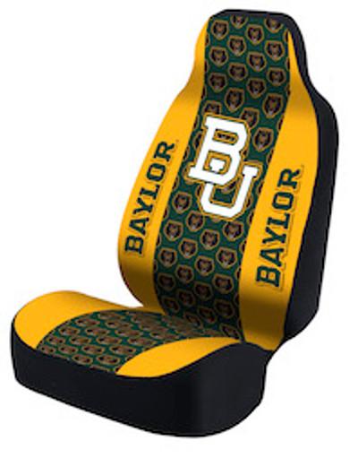Baylor Bears Universal Car Seat Cover| Coverking | USCSELA162