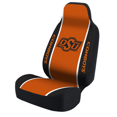 Oklahoma State Cowboys Universal Car Seat Cover| Coverking | USCSELA230