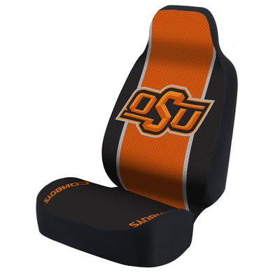 Oklahoma State Cowboys Universal Car Seat Cover| Coverking |USCSELA233
