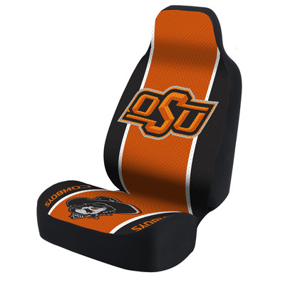 Oklahoma State Cowboys Universal Car Seat Cover| Coverking | USCSELA234